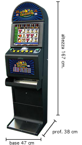 Noleggio slot machine sardegna